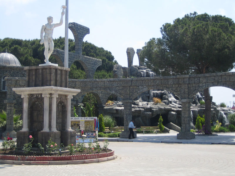 Turkish Villa See The Local Shopping In Belek And